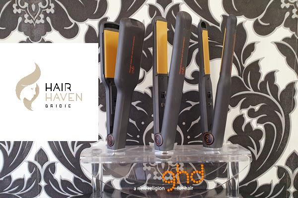 Hair Haven Bribie Island - stockist of GHD hair straightening products
