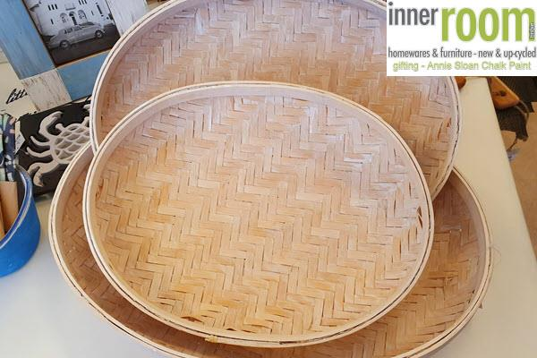 Inner Room Bribie Island Moreton Bay Queensland 4507 Homewares Gifts Womens Fashion Clothes Annie Sloan Chalk Paint Woven Bamboo Bowls
