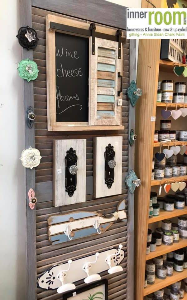 Inner Room Bribie Island Moreton Bay Queensland 4507 Homewares Gifts Womens Fashion Clothes Annie Sloan Chalk Paint Home Decorating Needs